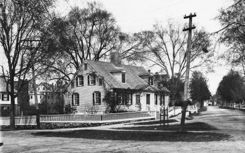 Rose Cottage circa 1900