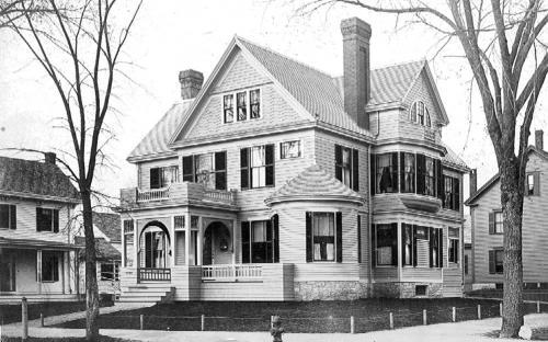 Circa 1895 at 94 Main Street
