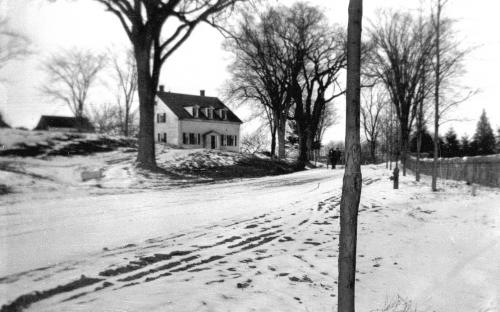 Hunt - Wagstaff House c. 1910