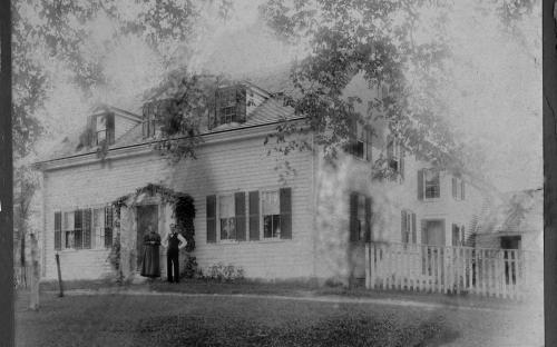 Paul & Elizabeth Hunt House