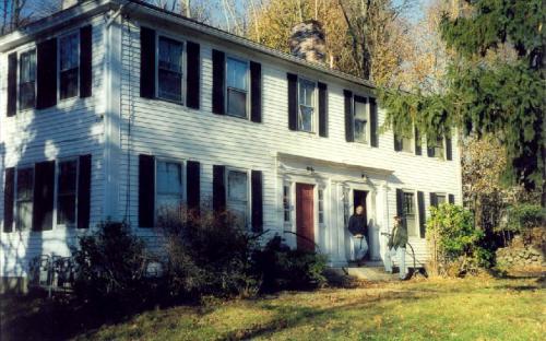 House on original site 2004 -  221-223 Main Street