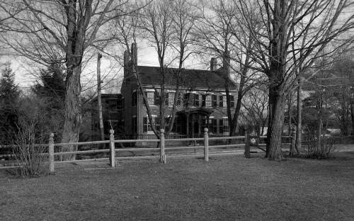 23 School St circa 1900