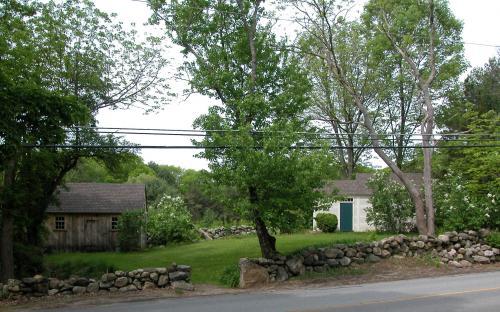 Henry Jenkins Gray Blacksmith Shop and Emily Walton Taft Weaving House