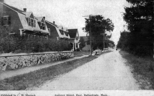 Andover St. circa 1910