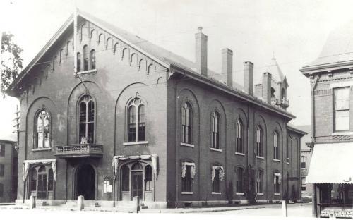 Town Hall circa 1910