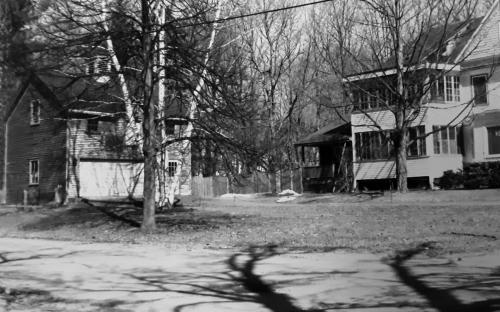 34 Summer - 1978 barn - carriage house