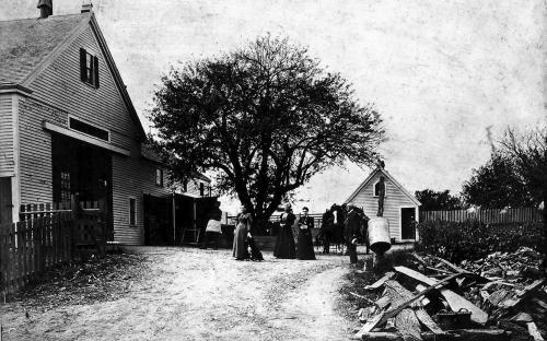 Barns and family