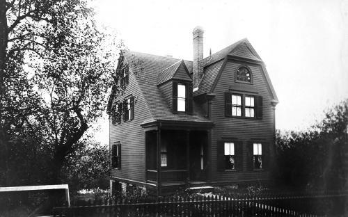 The Coachman's House Circa 1900 at 269 No. Main