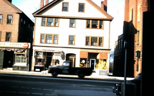 Barnard Block 1950's
