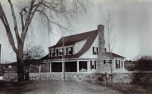 277 North Main St. circa 1902