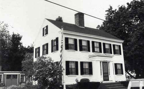 1980 Walsh House