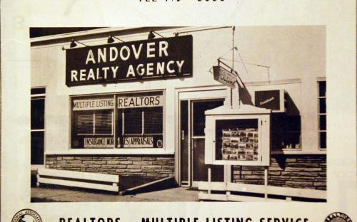 Andover Realty Agency - 3 Lowell St