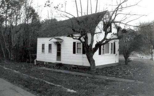 Boucher House 1990 at 30 Shawsheen Rd. razed 2004