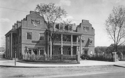Balmoral Spa 1921