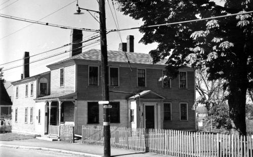 Marland-Cogswell house 1969