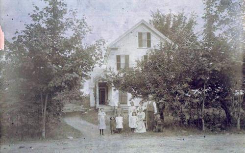 Brooks F. Holt house