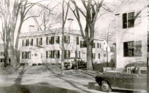 33 High St. circa 1940