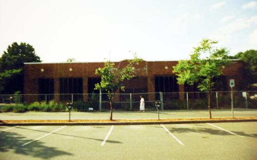 The Rec building 1992 -