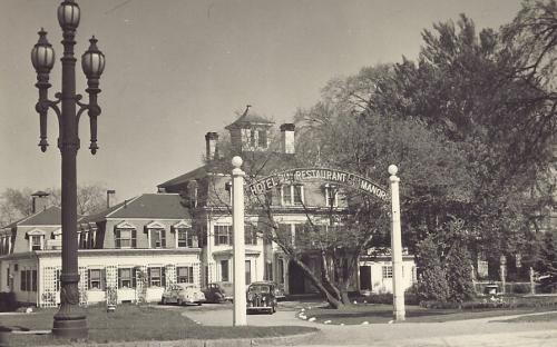 Shawsheen Manor & Restaurant 1930's
