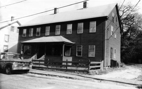36 -40 Center St. 1976