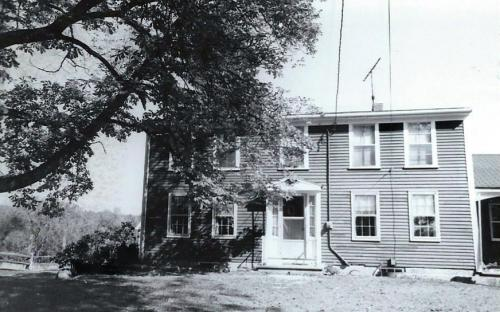 36 Brown St. 1976