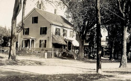 Circa 1912 - Home for Aged People