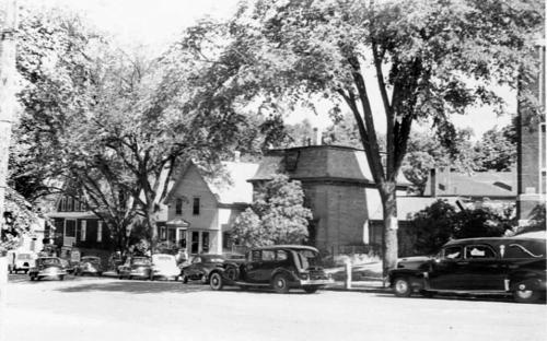 Essex St. circa 1940's
