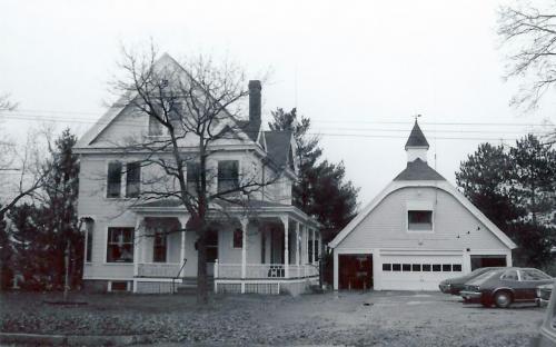 Barker House 1977