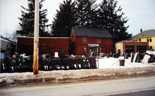 Krinsky's Junk Yard 1993