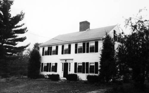 45 Ballardvale Rd. 1975