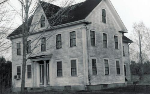 Perrin House 1980