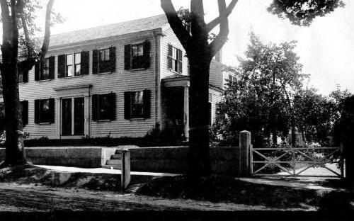 5 - 7 Chestnut St. circa 1900