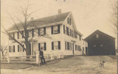 51 Red Spring Rd. - circa 1900 Poland family rented