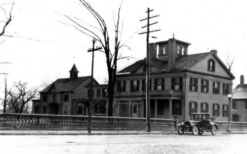 53 Main St. Swift Mansion circa 1920
