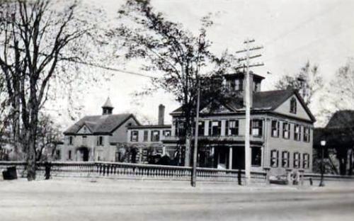 Nathaniel Swift Jr. House circa 1920