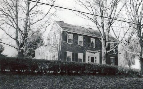 53 Red Spring Rd. 1977