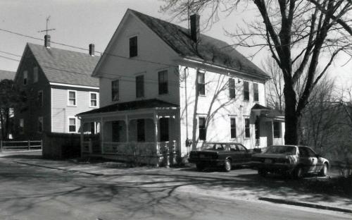 54 Red Pring Rd. 1977