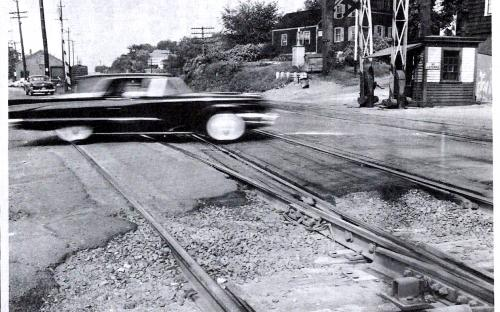 1959 Crossing and Gate Tender's Booth