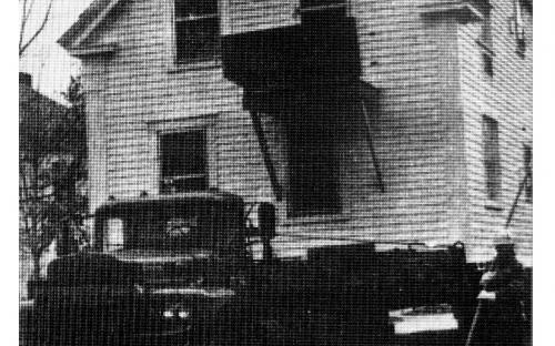 Andover Townsman Nov. 8, 1973 House move