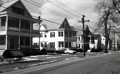 1975 street-scape 56-66 Maple Ave