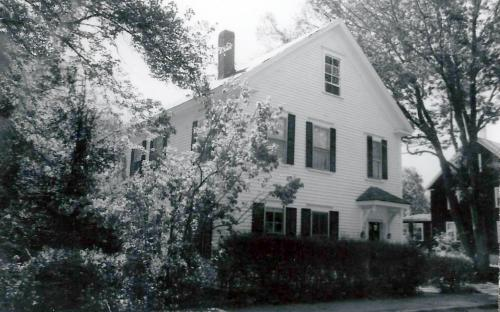 58 Red Spring Rd. 1977