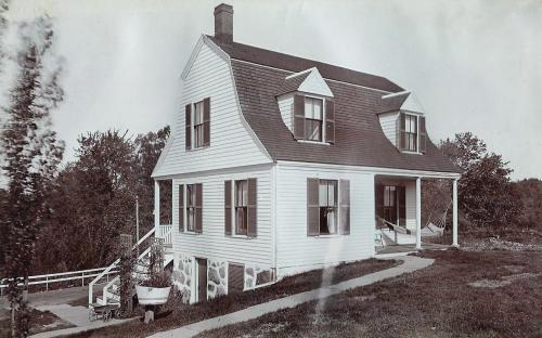 Origianal cottage