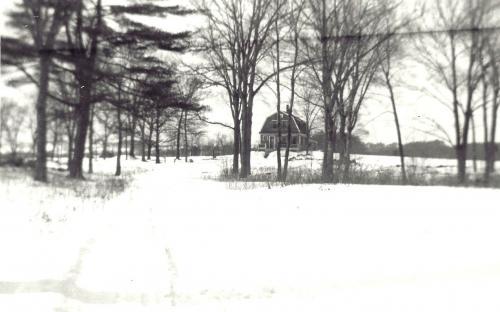 A view fron North Street circa 1920