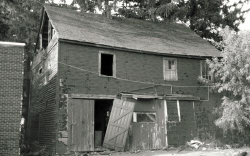 Krinsky's barn 1975