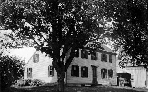61 Porter Rd. circa 1900