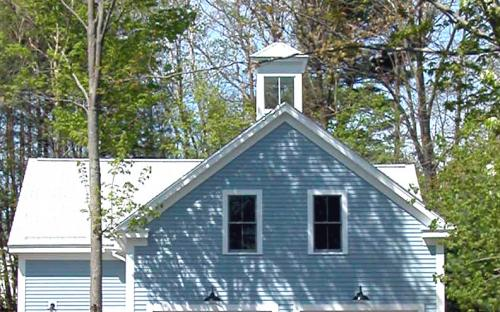 63 Center St Barn - 2007