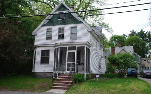 65 Red Spring Rd. May 26, 2014