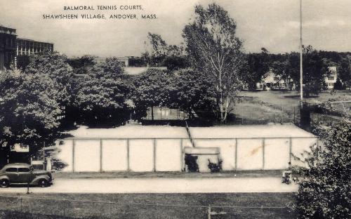 Balmoral Tennis Courts