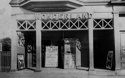 Wonderland Theatre - Feb. 1909 - March 15, 1913