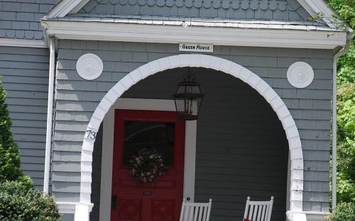 73 Bartlet St. entrance porch 2015